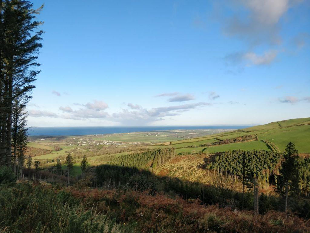 Manx countryside Isle of Man