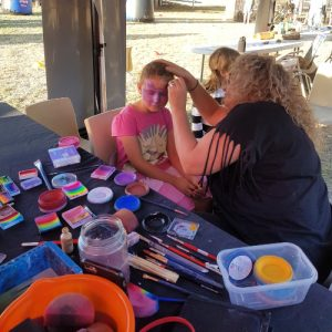 Fun at the Gemfields Community Festival Queensland