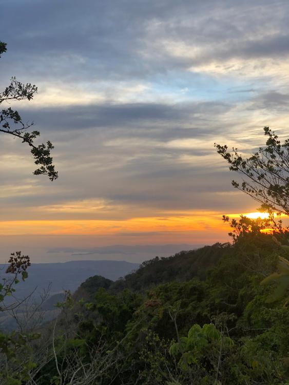Sunset Las Tinajitas