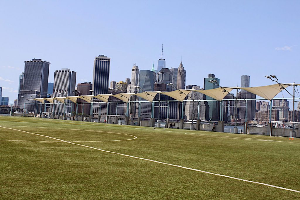 Brooklyn Bridge Soccer park