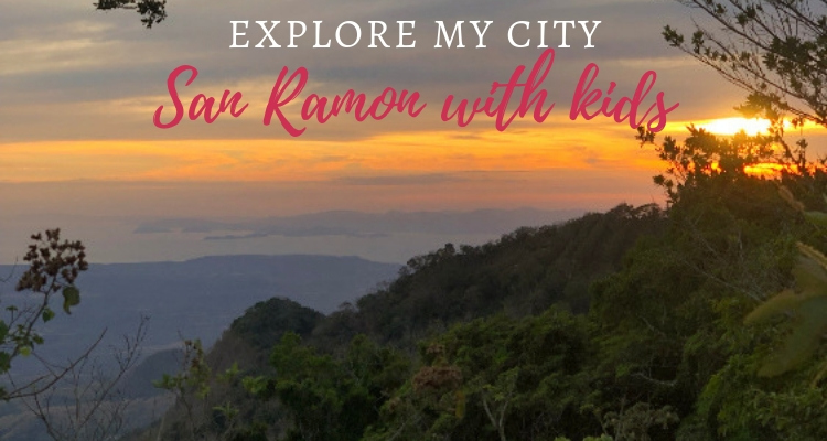 explore My City San Ramon
