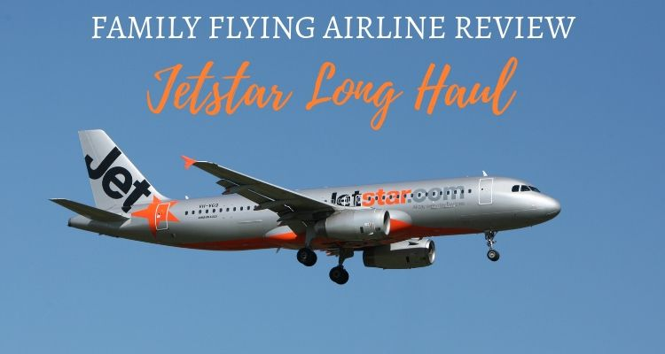 Flying Jetstar long haul with kids to Hawaii