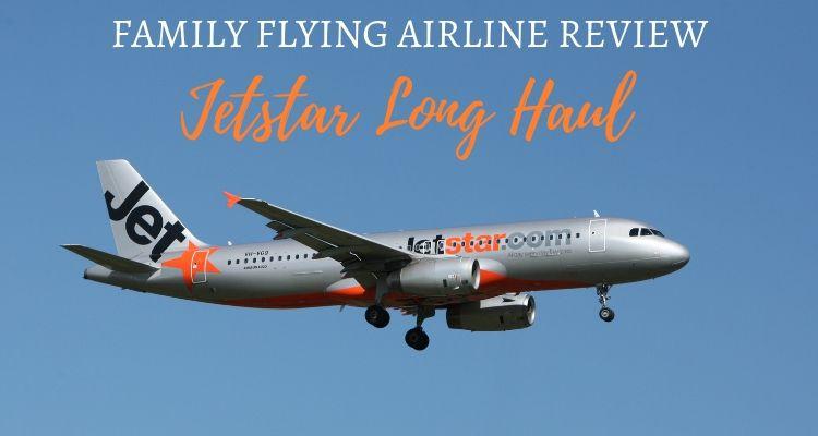 Flying Jetstar long haul with kids to Hawaii