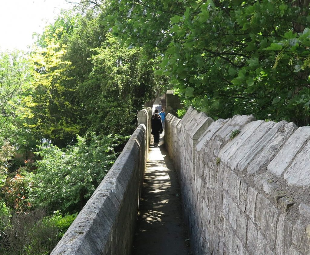 Walking the York Walls