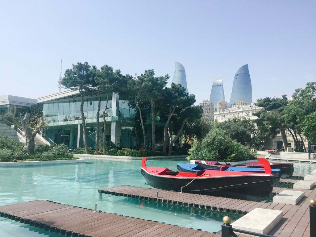 Little Venice - Baku