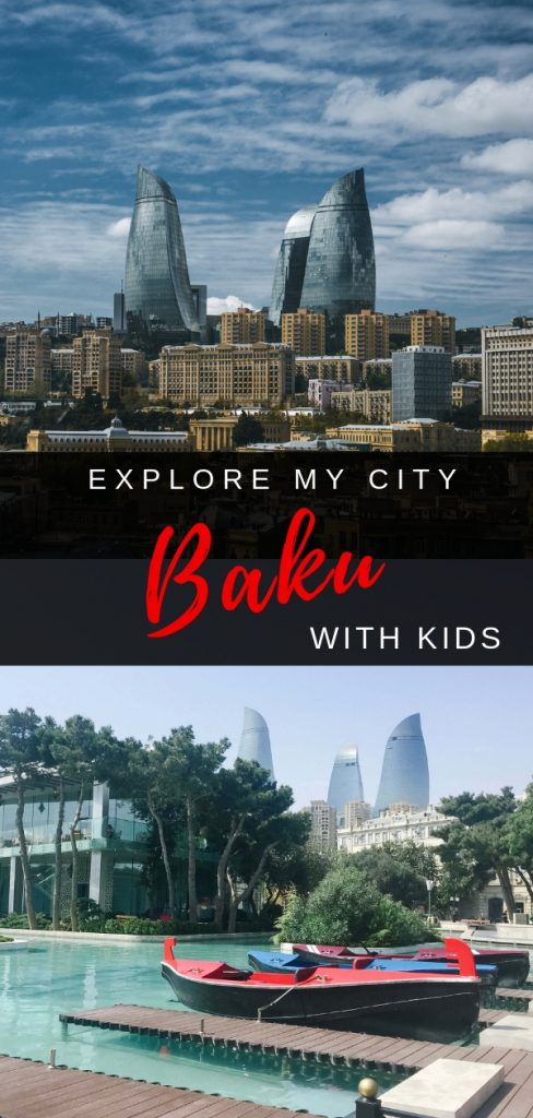 EXPLORE MY CITY - BAKU