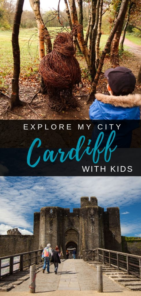 EXPLORE MY CITY - CARDIFF