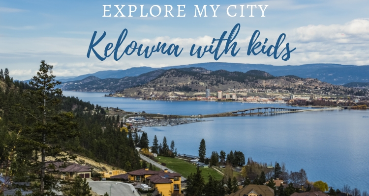 Explore My City Kelowna