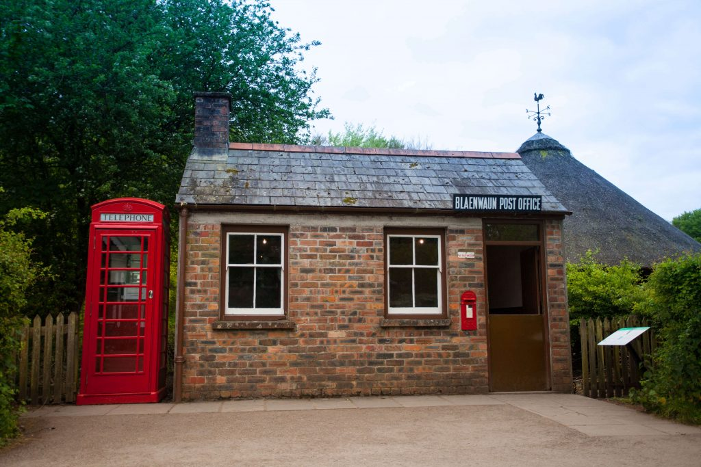 Post Office at St Fagans
