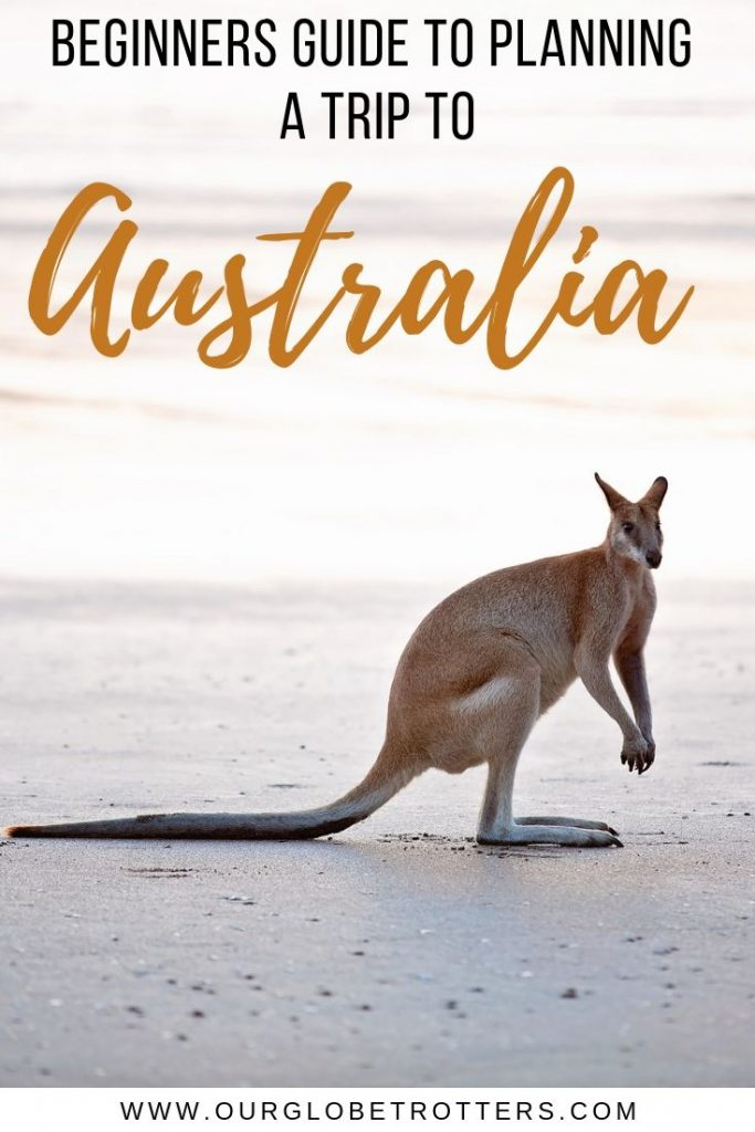 Beginners Guide to Visiting Australia
