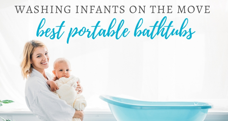 Washing infants on the move: 10 Best Portable Baby Bathtub in 2020