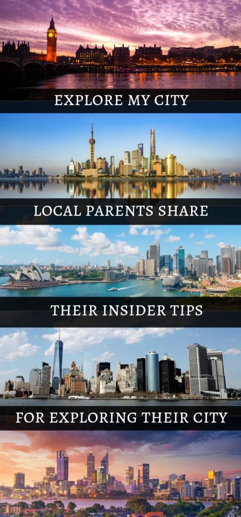 Explore My City - insider guides city images