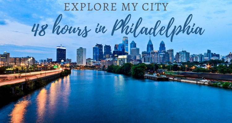 Explore My City - Philadelphia
