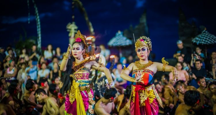 Indonesia - dancing