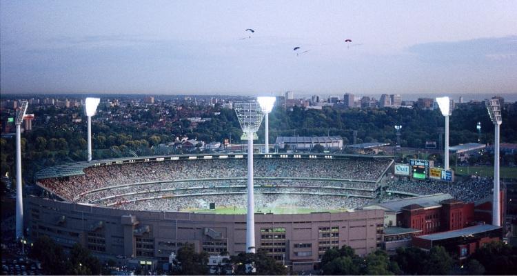 Sport in Australia MCG