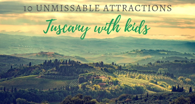 10 unmissable family attractions in Tuscany