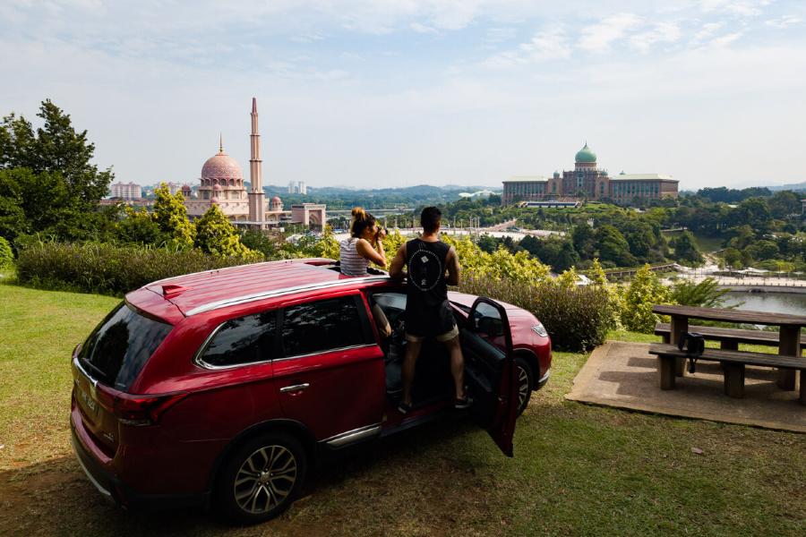 East coast of Malaysia road trip