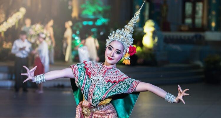 Bangkok Siam Niramit performance