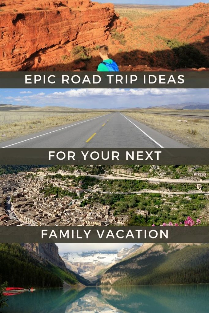 Epic Road trips to inspire your next vacation