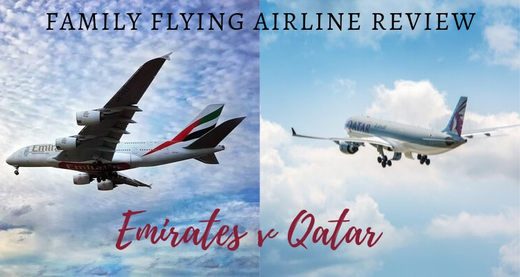 Emirates v Qatar which airline should I choose?