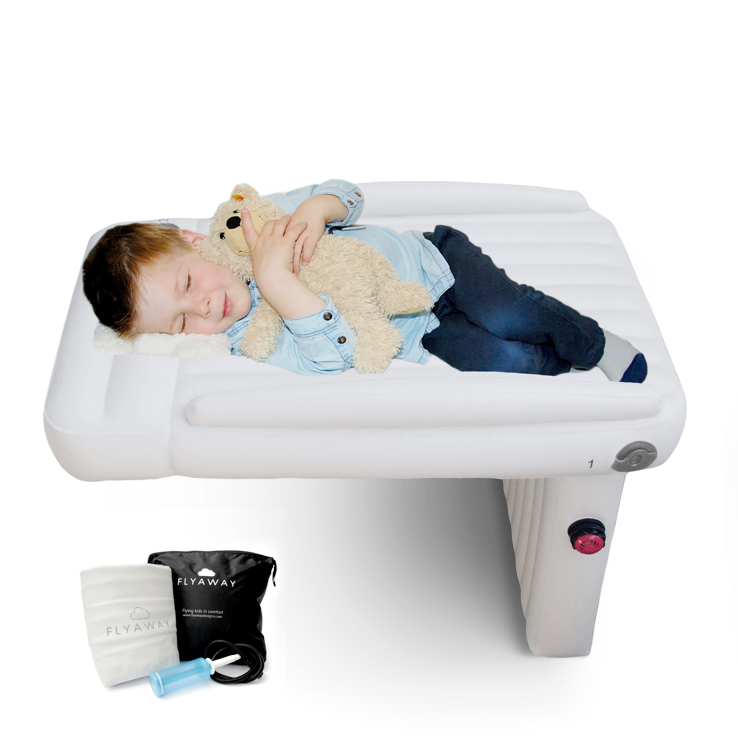 Helping Kids To Sleep On Planes Are Sleep Devices Allowed By Airlines Our Globetrotters