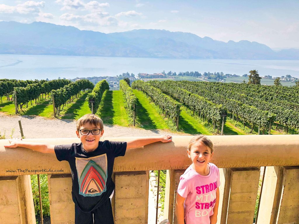 Okanagan BC The Passport Kids