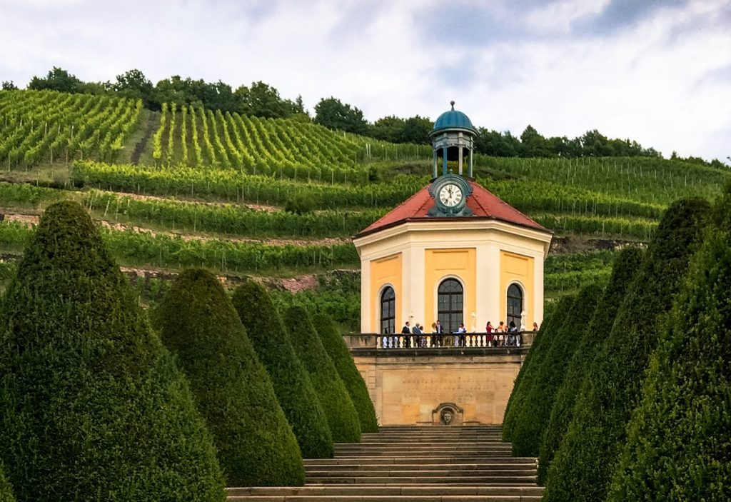 Schloss Wackerbarth Saxon Wine Lands