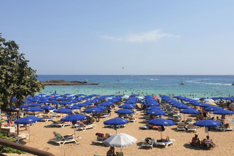 Fig Tree Bay Beach Protaras Cyprus