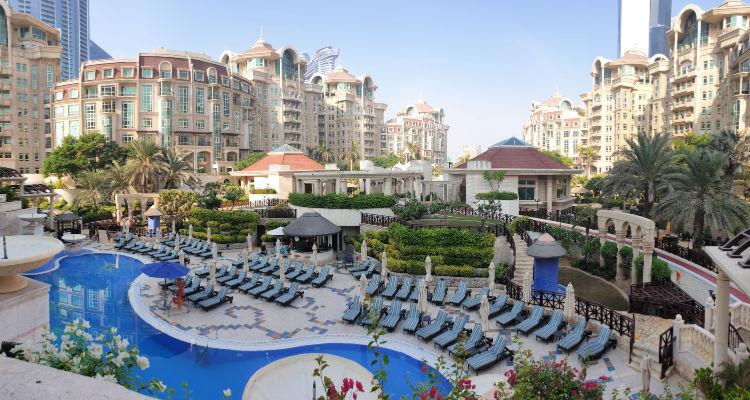 Roda al Murooj Hotel & Residences Downtown Dubai