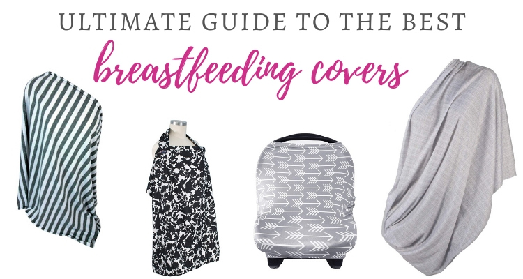 Choosing the best nursing cover for travel (2019 buying guide)