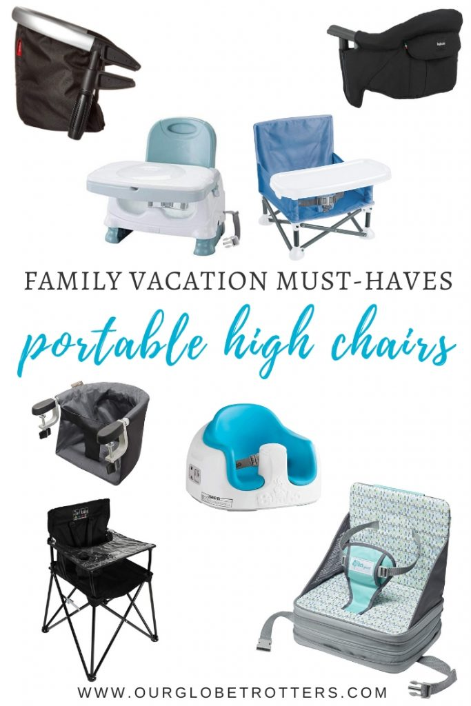 Portable High Chairs with several varieties of high chair