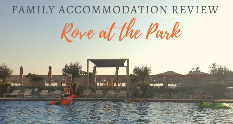 Rove at the Park hotel pool