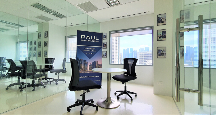 Paul Immigrations Office Singapore