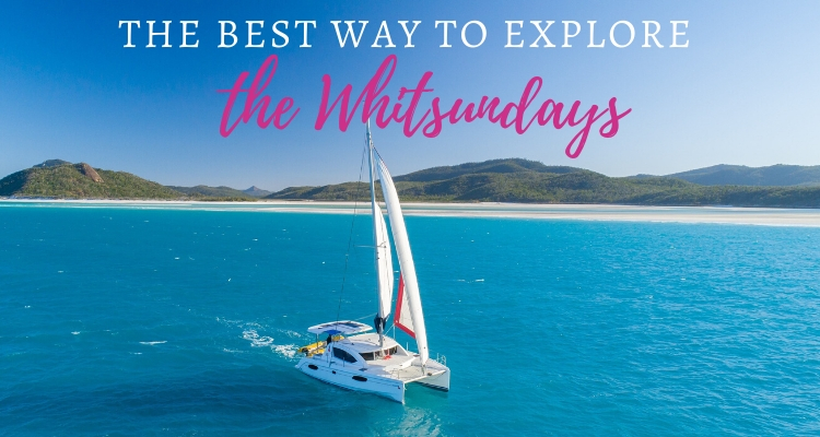 Ultimate way to explore the Whitsundays