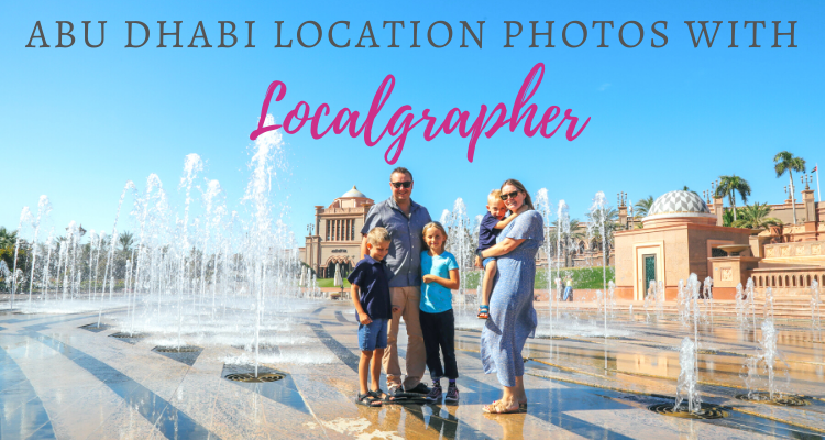 Capturing family life in Abu Dhabi with Localgrapher