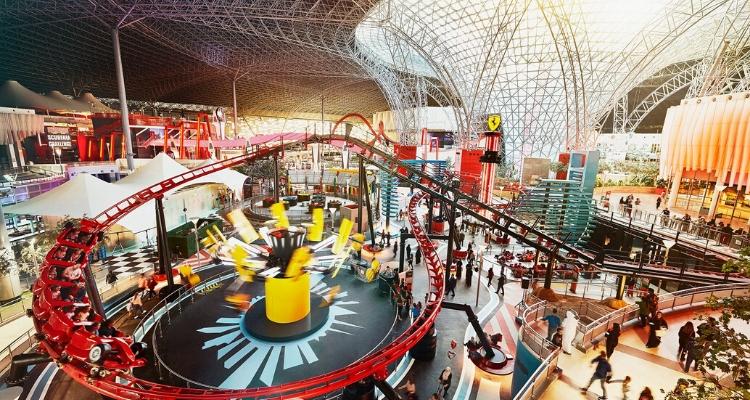 Family Zone at Ferrari World Abu Dhabi