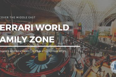 Family thrills at the new Ferrari World Family Zone