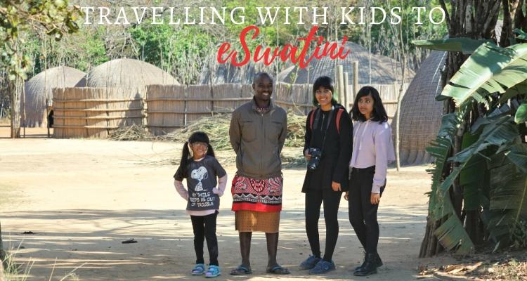On Alien Lands: Exploring eSwatini with Kids