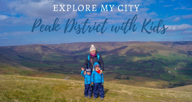 Visiting the Peak District with kids