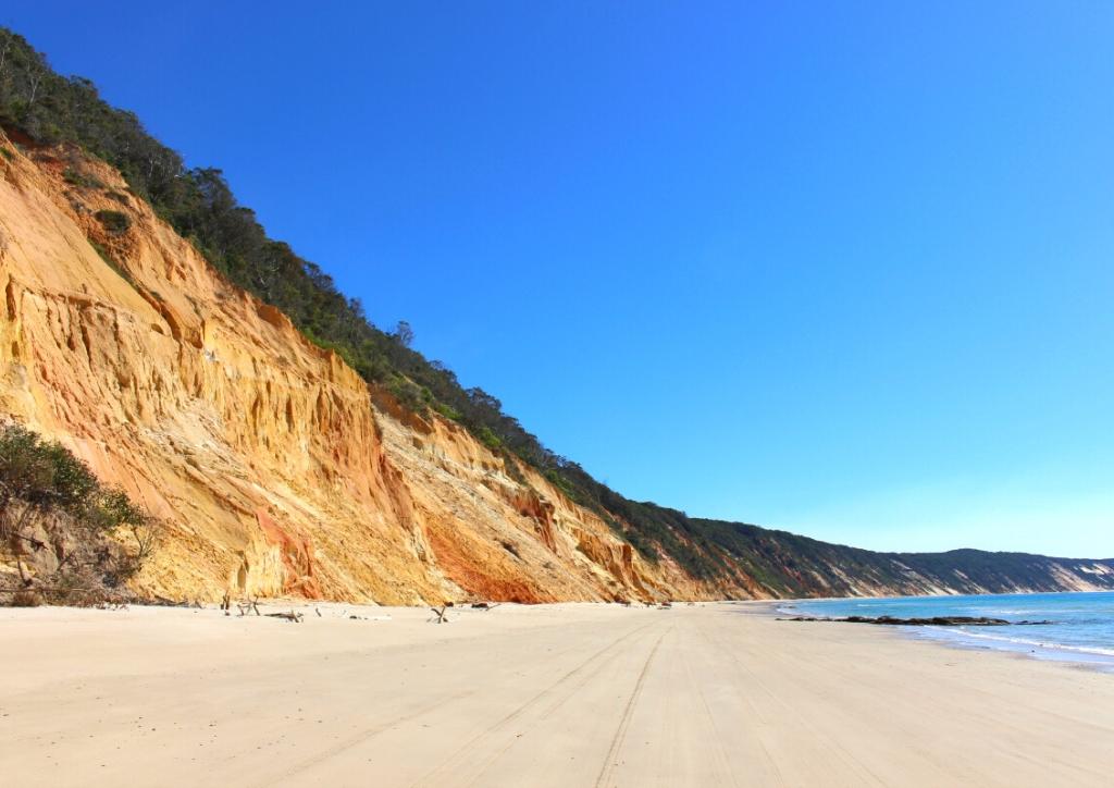 Rainbow beach Queensland