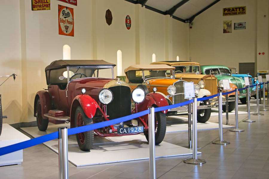 Franschhoek Motor Museum staycation Cape Town