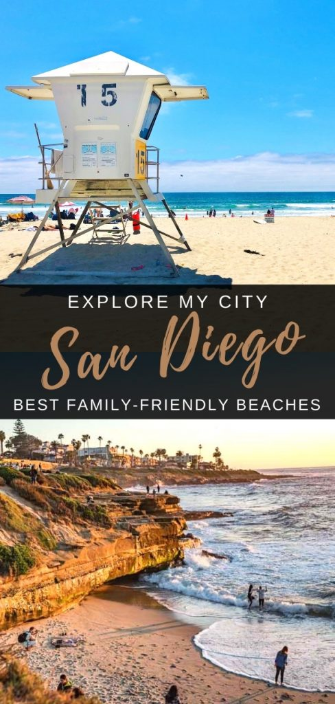 EXPLORE MY CITY - SAN DIEGO BEACHES