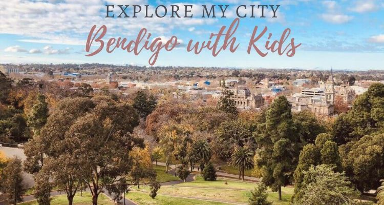 Explore My City - Bendigo