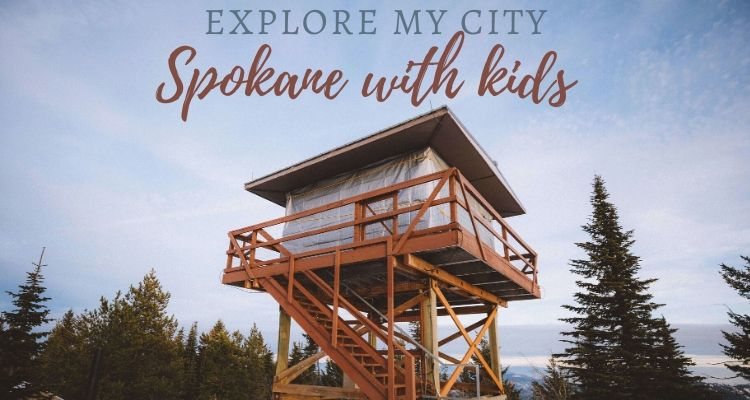Explore My City - Spokane