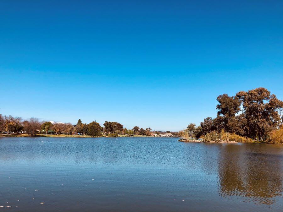 Lake Weeroona Bendigo