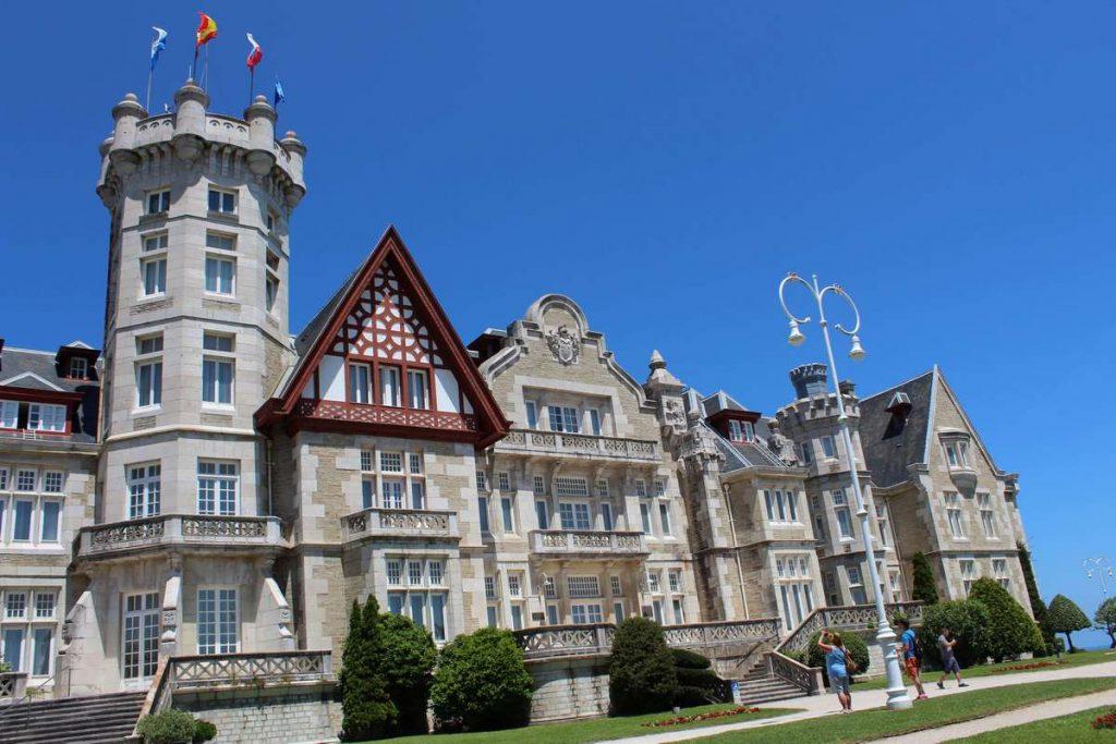 Santander Spain Magdalena Palace