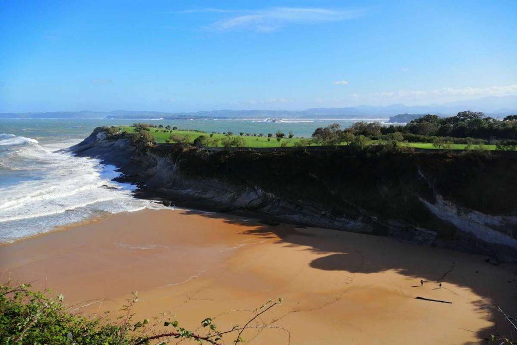 Sanrtadner Spain Playa de Matalenas