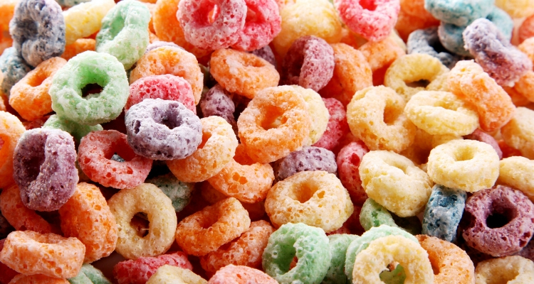 healthy snacks fruit loops