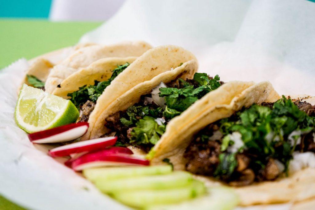 Tacos in LA
