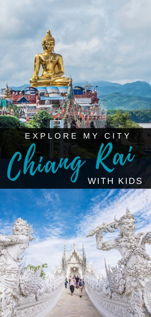 Chiang Rai with kids